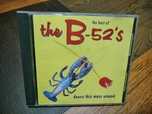 ベスト盤 Best Of The B-52's ニューウェイヴ