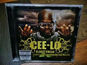 ベスト盤 Closet Freak: The Best Of Cee-lo Green The Soul Machine シーロー Gnarls Barkley Goodie Mob