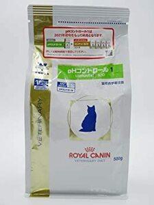 新品なし 500g ロイヤルカナン キャットフード pHコントロール ① 500gCOVN