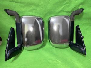 **V-KV3* Subaru * Sambar Dias Classic * plating door mirror * california mirror * left right set * selling out **