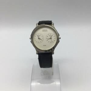 【3679】GIANNI VERSACE ジャンニ ヴェルサーチ 時計 腕時計 電池切れ スーツ ビジネス アクセサリー