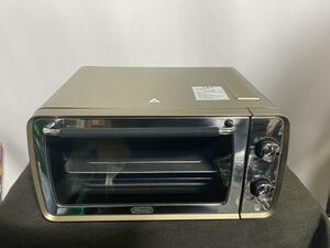 USED De'Longhi デロンギ オーブン トースター EOI407J-BK
