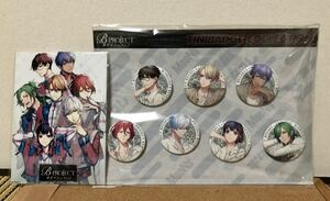 unopened ]B-PROJECT. star * fan tajia limitation version can badge photograph of a star set free shipping