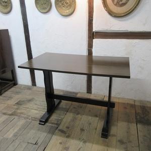 イギリス ビンテージ 家具 SALE セール ダイニングテーブル パブテーブル 作業台 英国 TABLE 6190c 特価