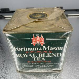 T06 未開封 飲めません Fortnum & Mason Making Delicious TEA フォートナム メイソン 紅茶 コレクション ビンテージ