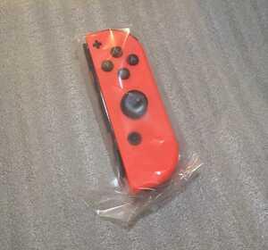 新品 Joy-Con(R) 右のみ ネオンレッド ジョイコン Nintendo Switch ニンテンドースイッチ