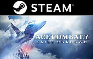 即日対応!【PC/STEAM版】Ace Combat 7 Skies Unknown エースコンバット7 スカイズ・アンノウン 日本語対応