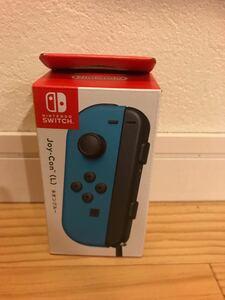 Nintendo Switch Joy-Con (L) ネオンブルー新品