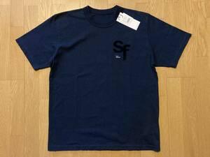 5 sacai x Fragment T-Shirt Tシャツ ネイビー フラグメント nike undercover サカイ 新作 限定 コラボ