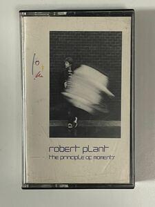 輸入盤カセット・ROBERT PLANT・ロバート・プラント「THE PRINCIPLE OF MOMENTS」ザ・プリンシプル・オブ・モーメンツ!!
