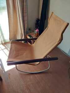 超美品 ほぼ未使用ニーチェアの椅子【NychairX】ニーチェアエックス ロッキング ニーチェア ニーチェアX ロッキング ダークブラウン