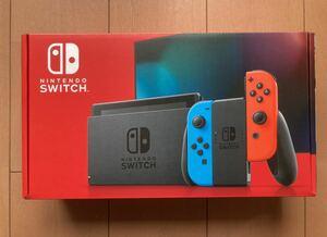 【新品未開封】Nintendo Switch ニンテンドースイッチ Joy-Con (L) ネオンブルー/ (R) ネオンレッド