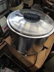 業務用 保温ジャー 炊飯器 まなでし君 パロマ PR- 10ADF 都市ガス