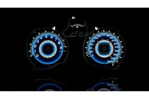 kpsオリジナル 三菱 GTO デザイン1 プラズマ グロウメーター 日本未発売 北米 FTO ランサー ランエボ パジェロ