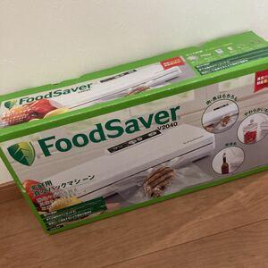 ショップジャパン FoodSAVER 真空パック フードセーバー V2040