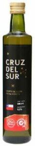チリ産エクストラバージンオリーブオイル CRUZ DEL SUR(クルス デル スール)500ml