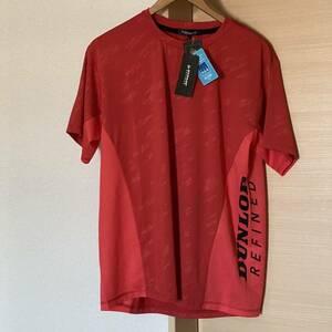 新品 タグ付き DUNLOP メンズ 半袖 Tシャツ タグ付き 新品 Tシャツ Lサイズ 吸水速乾 DRY 送料込 DUNLOP REFINED ダンロップ リファインド