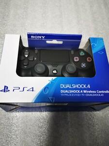 PS4 デュアルショック4 ジェット・ブラック
