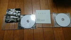 ★☆GLAY(グレイ)【HEAVY GAUGE】【UNITY ROOTS & FAMILYAWAY】 CDアルバム 2枚 まとめてセット S0005☆★