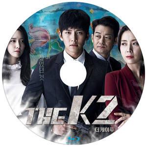 韓国ドラマ 「K2」 Blu-ray版