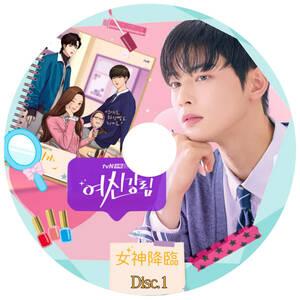 韓国ドラマ 「女神降臨 」 DVD版