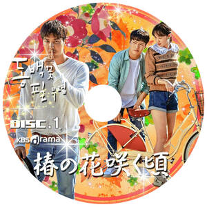 韓国ドラマ 「椿の花咲く頃」 DVD版