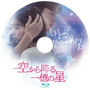 韓国ドラマ 「空から降りる一億の星」 Blu-ray版