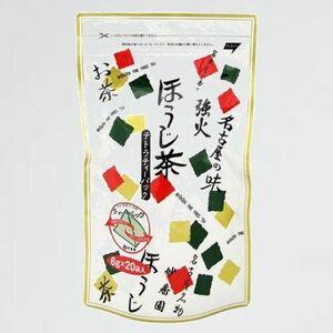 未使用 新品 ほうじ茶紗パック 妙香園 T-4E 6g×20袋