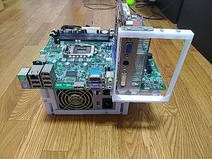 microATX オープンフレーム PCケース