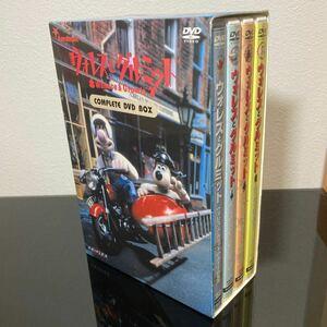 ★ウォレスとグルミット コンプリートDVDボックス (完全限定生産)DVD-BOX