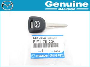 Бесплатная доставка   Mazda оригинал   Demio  DE DY DW MPV LW LY  Biante  CC  Первичная   сырье  заготовка ключа   Оригинальный номер детали  F1Y1762GX F1Y1-76-2GX