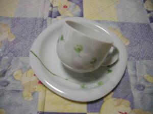 未使用。ローゼンタール 『スタジオライン 胡蝶蘭・珈琲碗皿』。Rosenthal studio-linie