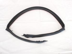 DAIHATSU ダイハツ純正 コペン L880K フロントウェザーストリップ リムーバブルルーフ 補修部品 雨漏れ防止 他のグレードに流用可能
