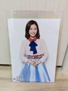 1円~ AKB48 渡辺麻友 台湾公式限定 ハイテンション 生写真