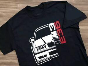 送料無料 BMW M3 E36 Tシャツ