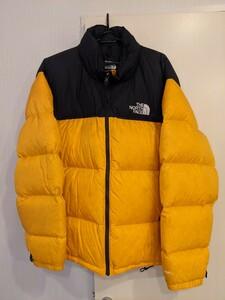 THE THE NORTH FACE 1996 レトロ ヌプシダウンジャケットUS限定 RDS 700フィル(XXL)黄色新品