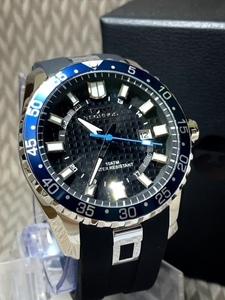 2021NEWモデル新品テクノスTECHNOS正規品腕時計スポーツラバーベルト10気圧防水カレンダー【高級セームプレゼント送料無料】