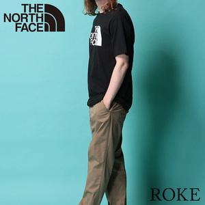 【セーム革付き送料無料】新品 THE NORTH FACE ザ ノースフェイス Tシャツ M 半袖 ロゴ ハーフドーム HALFDOME クルーネック NF0A4QQ7 JK3