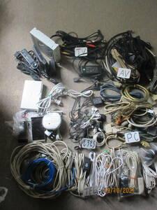 電気コード、スウィッチ、コネクター、機器