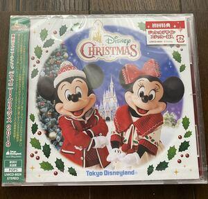 東京ディズニーランド ディズニー・クリスマス 2019 CD/未開封・未使用・新品