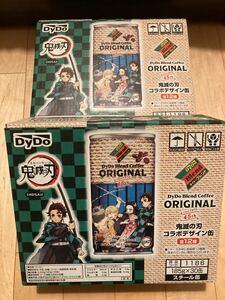 ダイドー ブレンドコーヒー オリジナル 鬼滅の刃 185g × 30缶 × 2箱