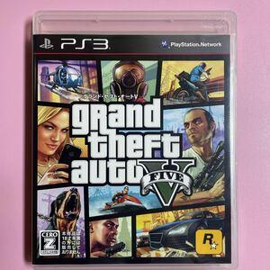 【PS3】 グランド・セフト・オートV (Grand Theft Auto V)
