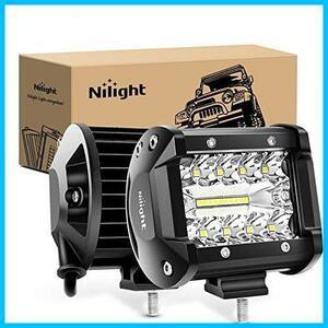 ★特価★2個セット 60W作業灯 LED投光器 MM-KI デッキライト 各種作業車に対応 LED作業灯