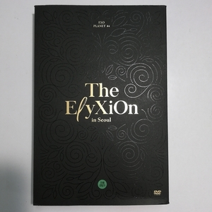 mBM015a [ popular ] DVD EXO Planet #4 The ElyXiOn In Seoul Korea record region code ALL   hobby H