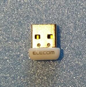 無線LAN子機 ELECOM WDC-150SU2MWH