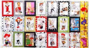 ロラライハリス Loralie Designs ☆ Sew fabulous ☆パネル(全柄)☆素晴らしい縫製