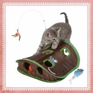 猫 おもちゃ 猫おもちゃ ねこ おもちゃ 猫じゃらし ねずみ ストレス解消