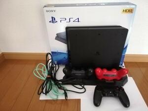 PS4本体 コントローラー3つ ファン コード付き SONY PlayStation4