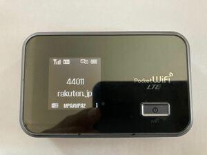 楽天モバイル Rakuten UN-LIMIT接続設定済み モバイルWi-fiルーター EMOBILE HUAWEI GL06P