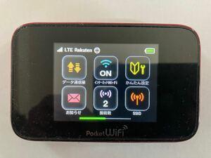 楽天モバイル Rakuten UN-LIMIT接続設定済み(Band3固定) モバイルWi-fiルーター HUAWEI GL10P